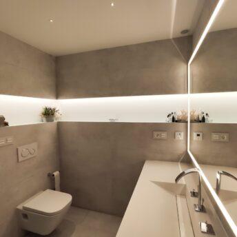 Reforma integral baño en suite